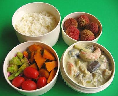 Lychee lunches