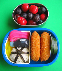 Croquette lunch for preschooler