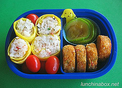 Newsweek: Are bento lunches a trend?