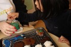 Host a doable kids' cookie party
